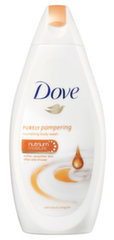 Dušo želė Dove Natural Oil 400 ml