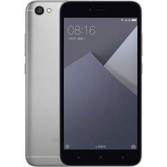 Xiaomi Redmi Note 5A 16GB, Pilka (LT, ENG, RU)