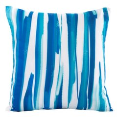 Dekoratyvinis pagalvės užvalkaliukas STRIPS, 45x45 cm kaina ir informacija | Dekoratyvinės pagalvėlės ir užvalkalai | pigu.lt