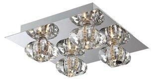 Lampex šviestuvas Denver 4 kaina ir informacija | Lubiniai šviestuvai | pigu.lt