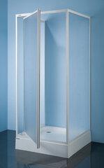 Kvadratinė dušo kabina Sanplast Classic KT/DJ-c 70s polistirenas kaina ir informacija | Paprastosios dušo kabinos | pigu.lt