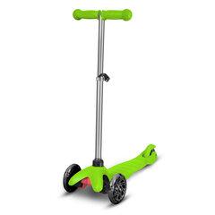 Triratis paspirtukas Buddy Toys Taman Extreme Green