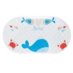 Vonios kilimėlis Smiki, banginis