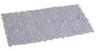 Vonios kilimėlis AWD Interior, pilkas, 88x40x0,2 cm kaina ir informacija | Vonios kilimėlis AWD Interior, pilkas, 88x40x0,2 cm | pigu.lt