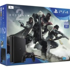 Sony PlayStation 4 (PS4) Slim, 1TB + Destiny 2