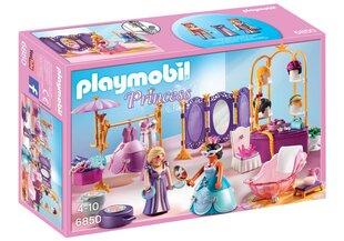 6850 PLAYMOBIL® Princess, Persirengimo kambarys su salonu kaina ir informacija | Konstruktoriai ir kaladėlės | pigu.lt