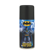 Purškiamas dezodorantas Corsair toilretries Batman 150 ml