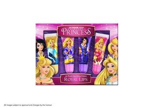 Lūpų blizgių rinkinys Corsair Fairytale Princess Girls 4 vnt