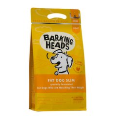 Barking Heads sausas maistas Fat Dog Slim​ 2 kg