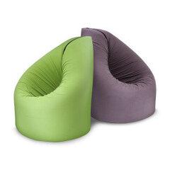 Čiužinys - sėdmaišis, žalias/pilkas