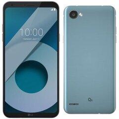 LG Q6 M700, 32GB, Dual SIM, Pilka/Mėlyna