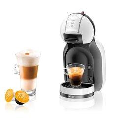NESCAFÉ® Dolce Gusto® Mini Me kavos aparatas iš De'Longhi® EDG305.WB + 3 Dolce Gusto kavos pakuotės dovanų!