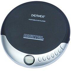 CD-плеер Denver DM-25C, черный цена и информация | CD-плеер Denver DM-25C, черный | pigu.lt