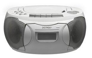 Magnetola Denver TCP-39, balta kaina ir informacija | Radijo imtuvai ir žadintuvai | pigu.lt