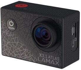 Lamax X3.1 Atlas, Juoda цена и информация | Экшн-камеры | pigu.lt