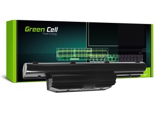 Green Cell Laptop Battery for Fujitsu LifeBook LH532