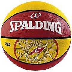 Krepšinio kamuolys Spalding Cleveland Cavaliers, 7 dydis