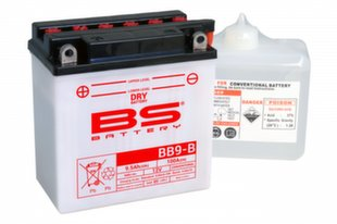 Akumuliatorius BS-Battery BB9-B 12V 10Ah