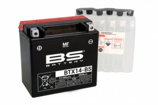 Akumuliatorius BS-Battery BTX14-BS 12V 13Ah