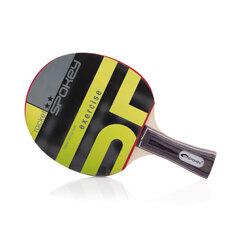 Stalo teniso raketė Spokey Exercise, FL ** kaina ir informacija | Stalo tenisas | pigu.lt