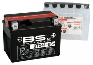 Akumuliatorius BS-Battery BTX4L-BS 12V 4.2Ah