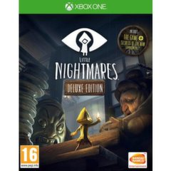 Little Nightmares Deluxe Edition, XBOX ONE
