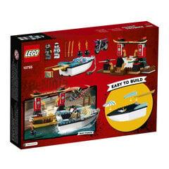 10755 LEGO® JUNIORS Zane nindzių laivo gaudynės