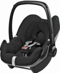 Automobilinė kėdutė - nešynė MAXI COSI Pebble, 0-13 kg, Black Devotion