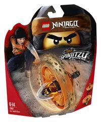 70637 Konstruktorius LEGO® NINJAGO® Cole – Spinjitzu meistras