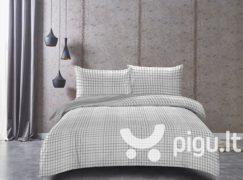DecoKing patalynės komplektas Ducato Collection Sparkle, 3 dalių