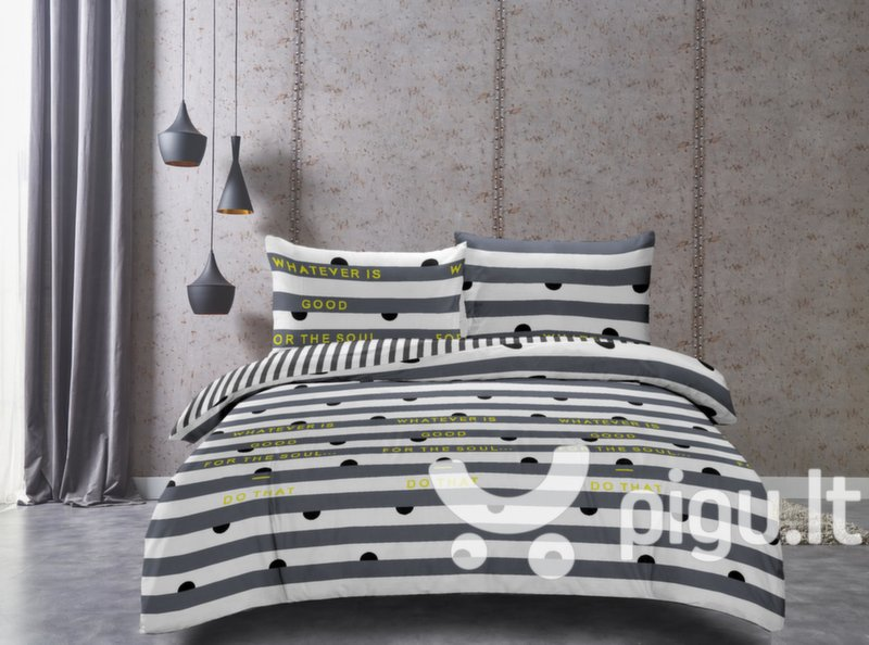 DecoKing patalynės komplektas Ducato Collection Whatever, 3 dalių