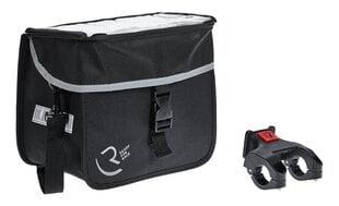 Dviračio krepšelis priekiui Cube RFR Klick&Go, 26x15x22 cm kaina ir informacija | Dviračio krepšelis priekiui Cube RFR Klick&Go, 26x15x22 cm | pigu.lt
