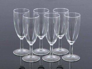 Luminarc šampano taurės Opti Magenta, 140 ml, 6 vnt