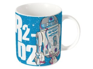 DISNEY puodelis Star Wars R2-D2 Droid, 350 ml