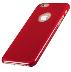 X-Fitted Plastic Case for Apple iPhone 7 / 8 Red
