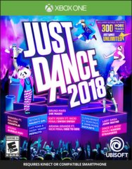 Just Dance 2018, Xbox ONE