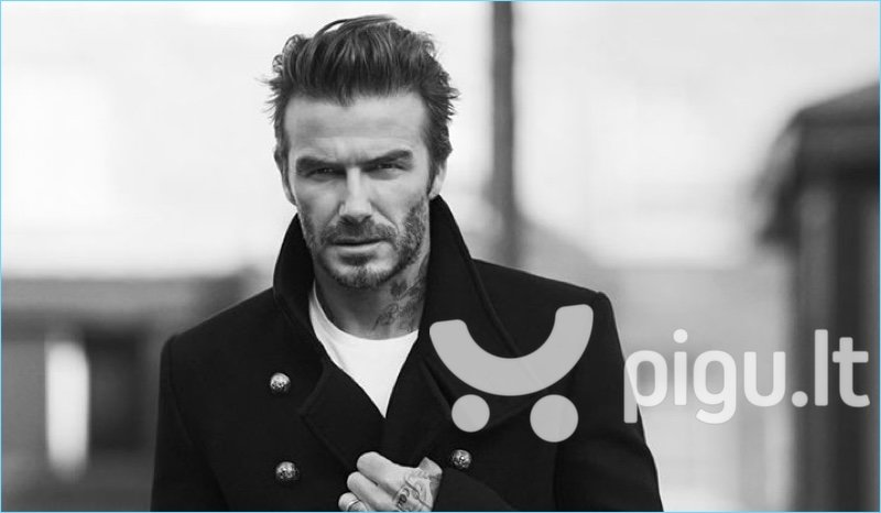 Tualetinis vanduo David Beckham Respect EDT vyrams 40 ml internetu
