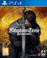 Žaidimas Kingdom Come: Deliverance, PS4