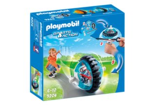 Конструктор 9204 PLAYMOBIL® Sports and Action, Blue Roller Racer