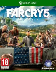 Žaidimas Far Cry 5, Xbox One