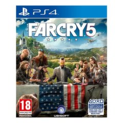Игра Far Cry 5 (ENG, PL), PS4