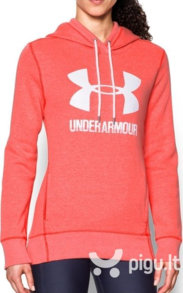 Bluzonas moterims Under Armour Favourite Fleece PO Hoodie 1302360-963
