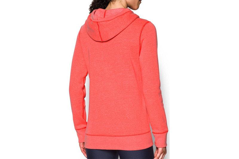 Bluzonas moterims Under Armour Favourite Fleece PO Hoodie 1302360-963 pigiau