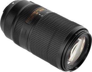 Nikon AF-P NIKKOR 70-300mm f/4.5-5.6E ED VR kaina ir informacija | Objektyvai | pigu.lt