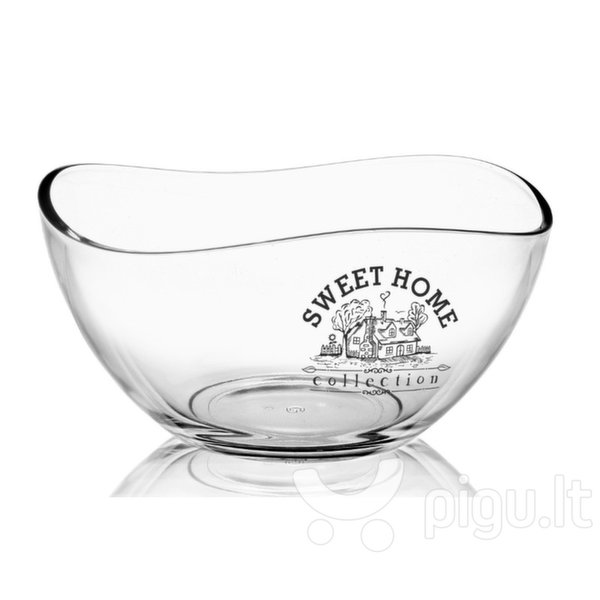 Glasmark salotinė SWEET HOME, 21 cm