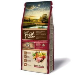 Sam's Field Adult Medium Chicken & Potato сухой корм для собак, 13 кг