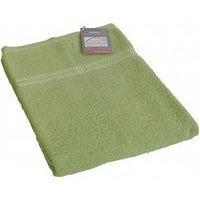 Vonios rankšluostis 50x100cm, žalias kaina ir informacija | Rankšluosčiai | pigu.lt