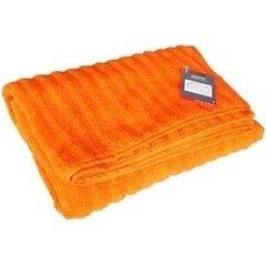 Банное полотенце Axentia Graz, 70x140 см, оранжевый