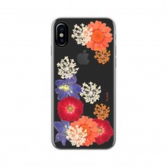 FLAVR Real 3D Flowers Amelia Premium Ultra Thin Case With Hand Made Real Flowers For Apple iPhone X kaina ir informacija | Telefono dėklai | pigu.lt