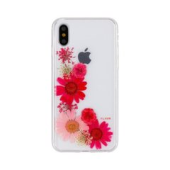FLAVR Real 3D Flowers Sofia Premium Ultra Thin Case With Hand Made Real Flowers For Apple iPhone X kaina ir informacija | Telefono dėklai | pigu.lt